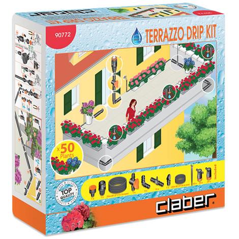 Claber timer terrazzo 90772
