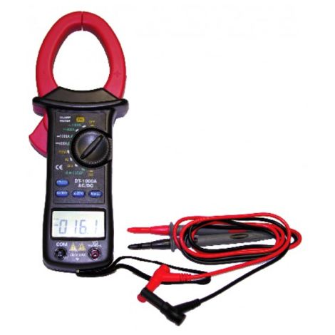 Clamp meter type dt1000a