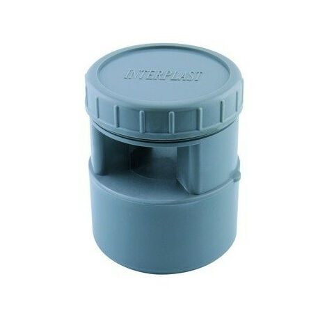 Clapet aérateur à membrane pour colonne de décompression d'eau D32/40/50
