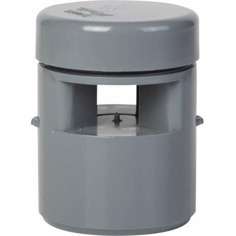 Clapet aérateur / équilibreur de pression sans DTA Ø 63 mm - Nicoll