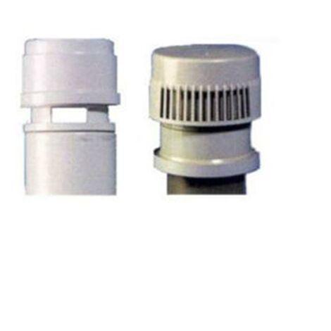 Clapet aérateur mixte VENTILO - clapet à coller conduite de raccordement pour Ø : 50 mm
