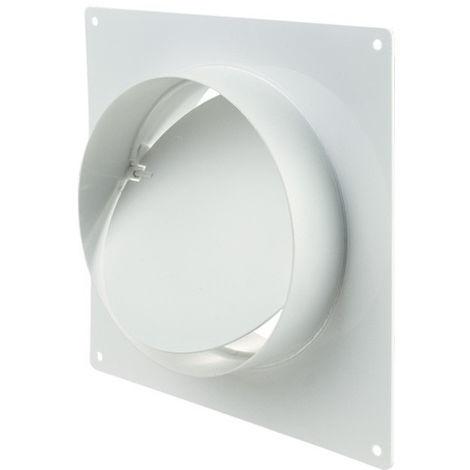 Clapet anti-retour - carré 100mm - Winflex ventilation