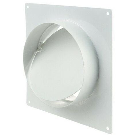 Clapet anti-retour - carré 125mm - Winflex ventilation