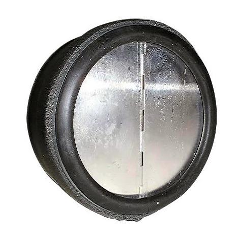 Cuisine 125 mm Diam Bouche d/'extraction ronde manchon plaque de plâtre DMO