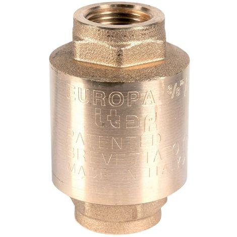 Clapet anti retour laiton/inox - F - Sferaco - Plusieurs modèles disponibles