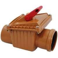 Clapet anti-retour pour évacuation des eaux usées