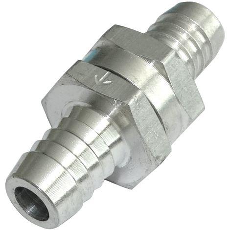 Clapet anti-retour pour tuyau Ø12mm air comprimé pneumatique compresseur