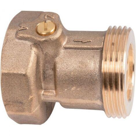 Clapet anti-thermosiphon droit - 40/49 - Oventrop
