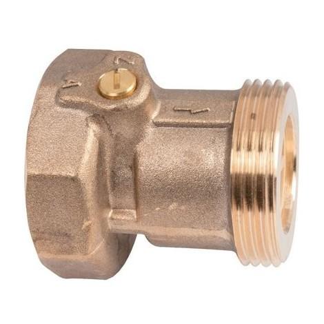 Clapet anti-thermosiphon droit - Oventrop