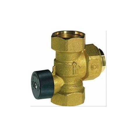 Clapet anti-thermosiphon - F/F - Sortie droite ou équerre