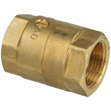 Clapet anti-thermosiphon solaire DN20 peut être élevé