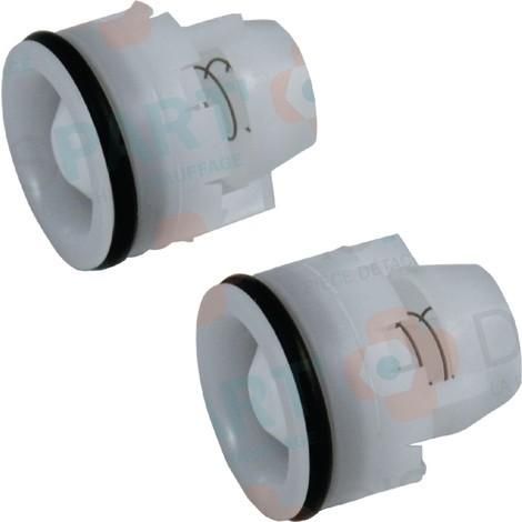 Clapet antiretour DOM/OASI 36901550x2 Réf. 39808960 FERROLI