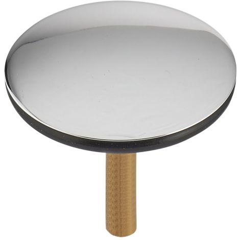 Clapet de vidage Ø45 mm pour baignoire à câble NOYON & THIEBAULT