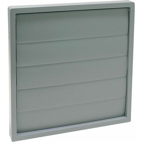 Clapet d'oburation automatique Type PER-200 gris
