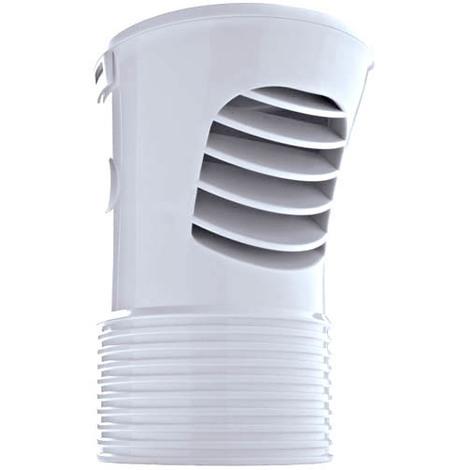 Clapet équilibreur de pression aérateur à membrane 110/100mm