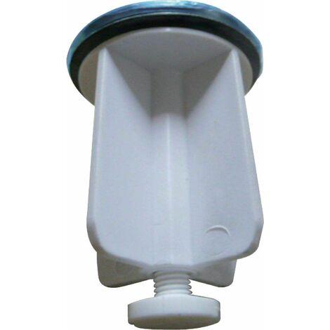 Clapet Inox rentrant pour vidage Porcher D.39 mm