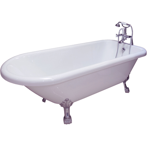 Clarence 1780 Single Ended Bath