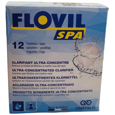 CLARIFIANT SPAS Flovil optimise la finesse de filtration des filtres à cartouche