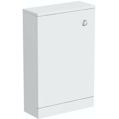"""main image of """"Clarity white back to wall toilet unit 500mm"""""""