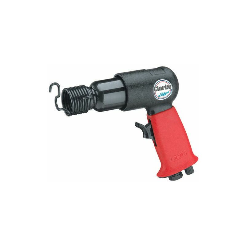Image of CAT114 Air Hammer With Chisel Set - Clarke