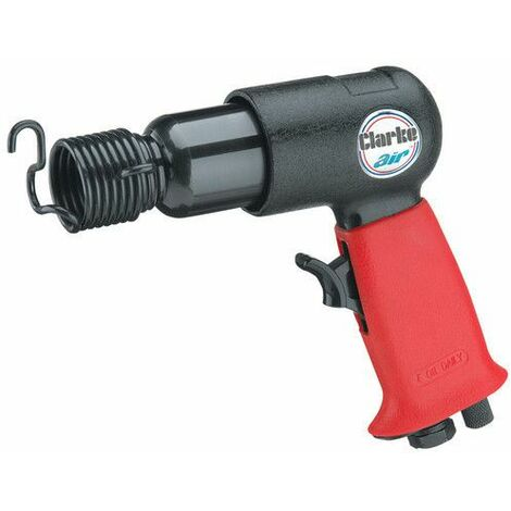 """main image of """"Clarke CAT114 Air Hammer With Chisel Set"""""""