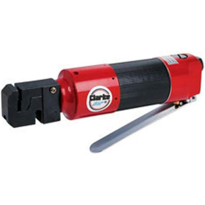 Image of CAT62 AIR Punch & Flange JOGGLER Edge Setter Hole Punch Crimping Tool - Clarke