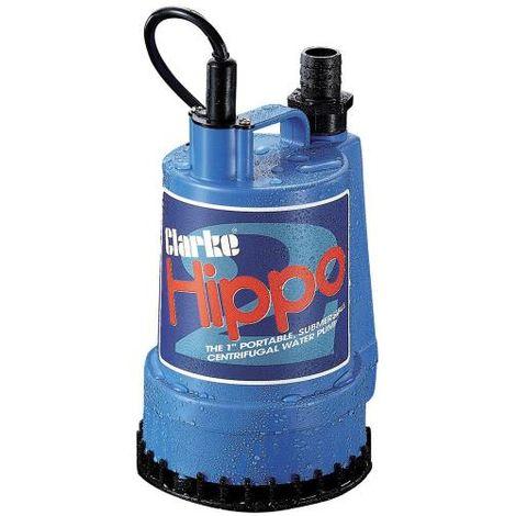 "CLARKE HIPPO 2 240V 1"" PUMP"