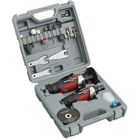 "main image of ""Clarke X-Pro CAT133 33 Piece Professional Air Tool Kit"""