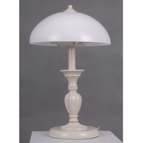 Classic Ariadna white+gold color metal lampshade 2*60W E14 450033902