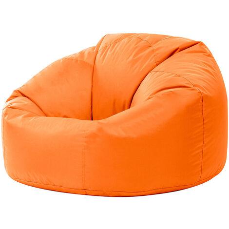 Classic Bean Bag Chair - 84cm x 70cm, Indoor Outdoor Large Bean Bags