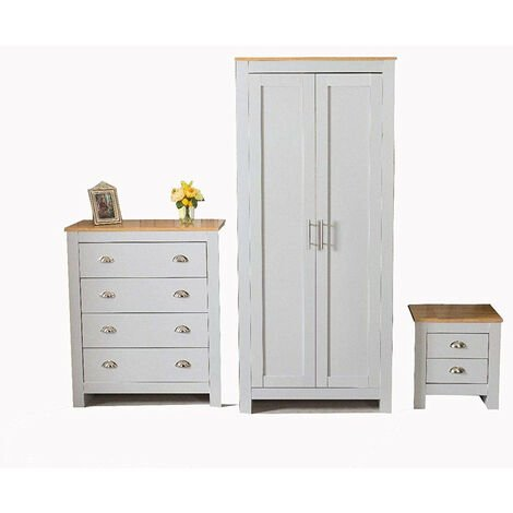 Classic Country Style Ledbury Bedroom Furniture Set