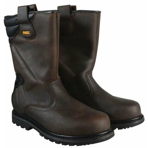 Classic Rigger Safety Boots