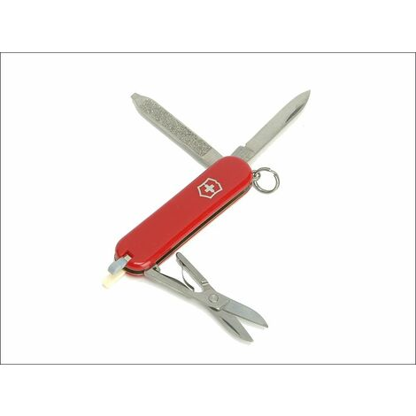 Classic SD Swiss Army Knife Red 0622300 (VICCLASSD)