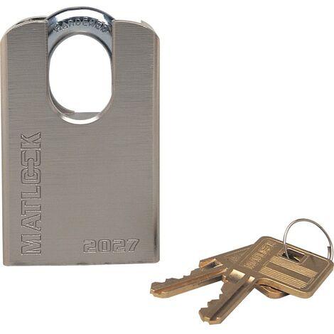 Classic Shrouded Hardened Steel Key Padlocks