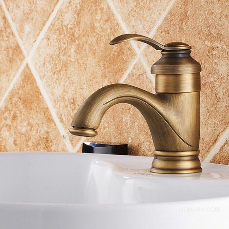 """main image of """"Classic single-lever washbasin tap in various finishes"""""""