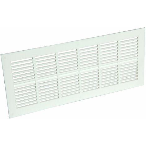 Classique PVC : Extra-plate rectangulaire, 108x254, blanche