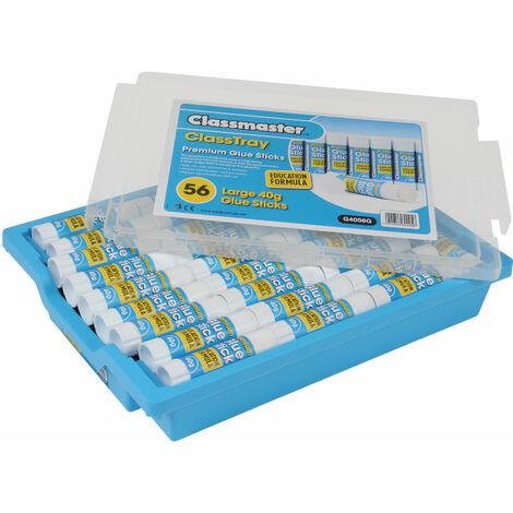 Classmaster Pack 56 40g Premium Paper Glue Sticks