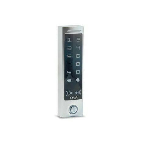 Clavier à codes Touch Slim - Saillie - 12V