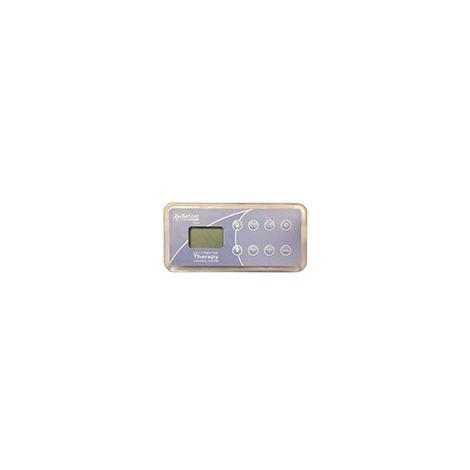 Clavier de commande VitaSpa 0454007-R05D