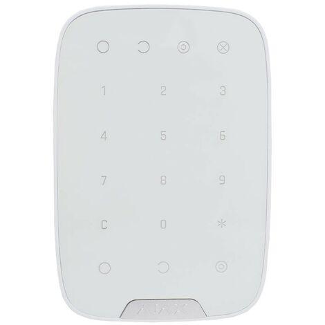Clavier sans fil et tactile AJAX Blanc AJ-CLAVIER-W