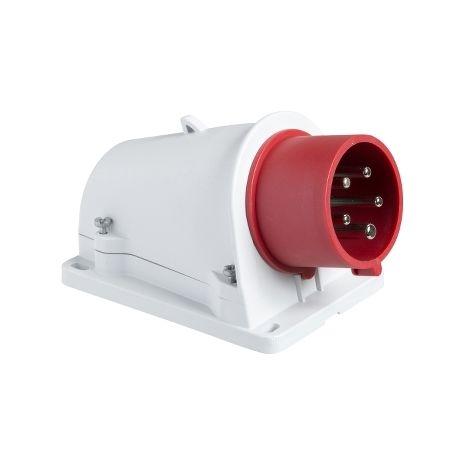 CLAVIJA MURAL 32A 3PNT 380-415V IP 44 50 SCHNEIDER ELECTRIC PKX32W435