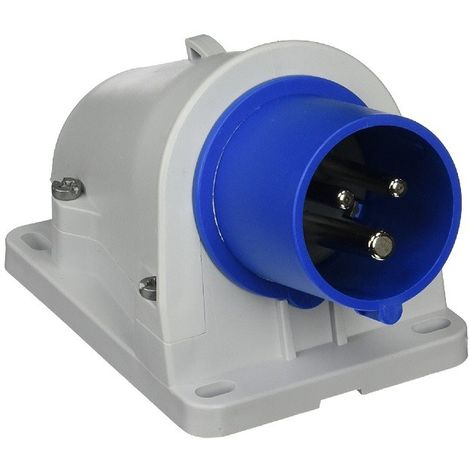 CLAVIJA MURAL PK 16A 2P+T 200-250V