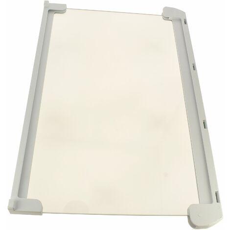 Clayette verre 434x292 pour Refrigerateur Ariston, Refrigerateur Indesit, Refrigerateur Scholtes, Refrigerateur Hotpoint