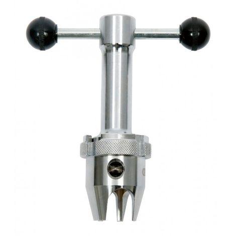 Clé à bonde avec adaptateur baignoire - KS Tools