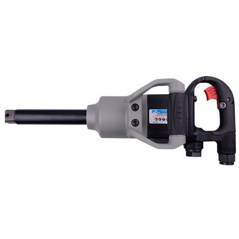 Clé à choc pneumatique en composite 1 - 2 712 Nm broche longue