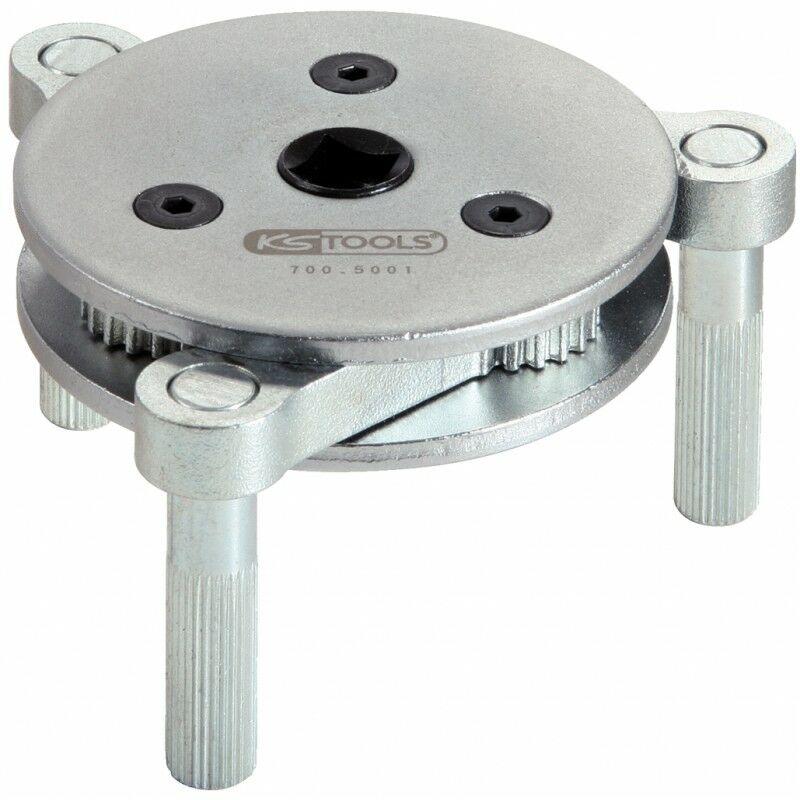 Clé à filtre autoréglable KS, 105-170 mm