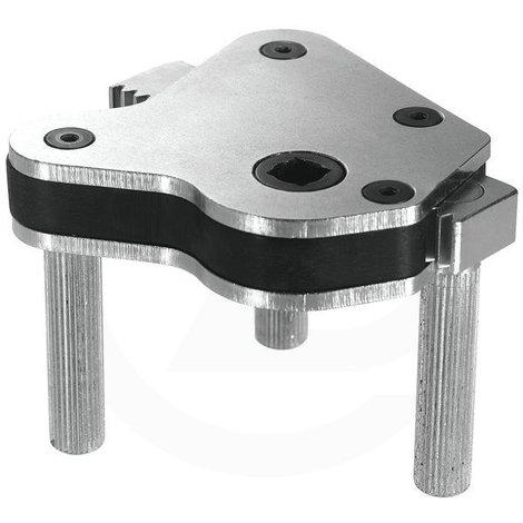 Clé à filtre autoserrante 65-120mm