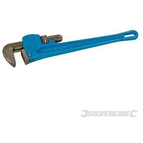 Clé à griffe Stillson Expert, Longueur 450 mm - Mâchoires 70 mm