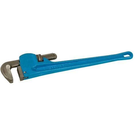 Clé à griffe Stillson Expert - Longueur 600 mm - Mâchoires 75 mm