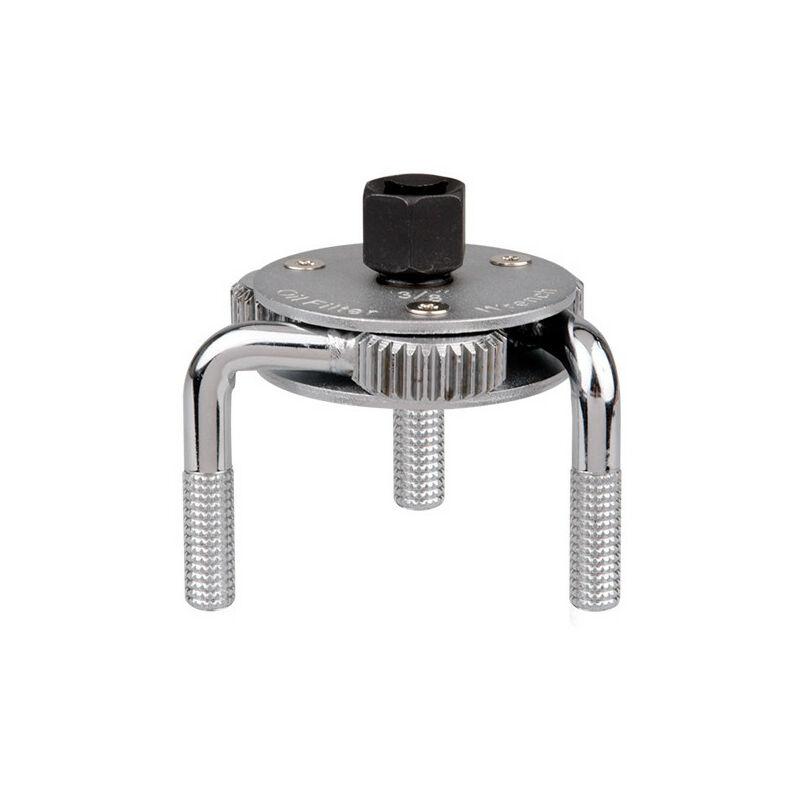 King Tony - Clé auto-serrante - Capacité : 75-120 mm